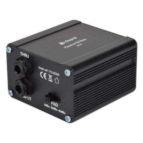 CHORD Passive Direct Injection Box