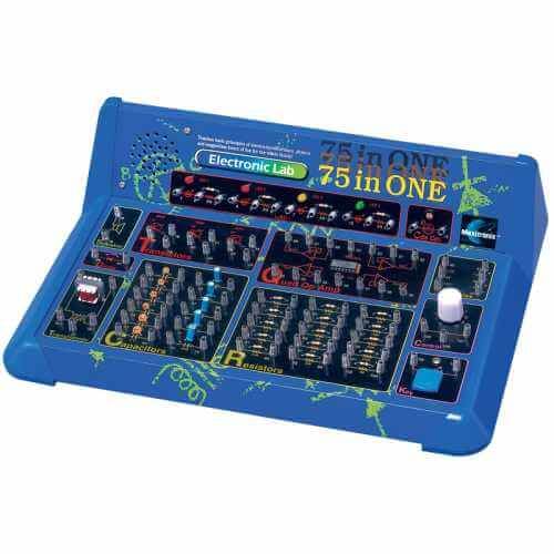 75 in 1 Electronic Projects Lab Kit (MX-905)
