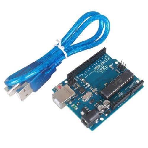 Arduino UNO R3 USB Microcontroller Development Board