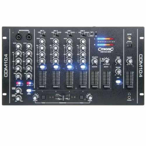CDM10.4 4-Channel USB Mixer