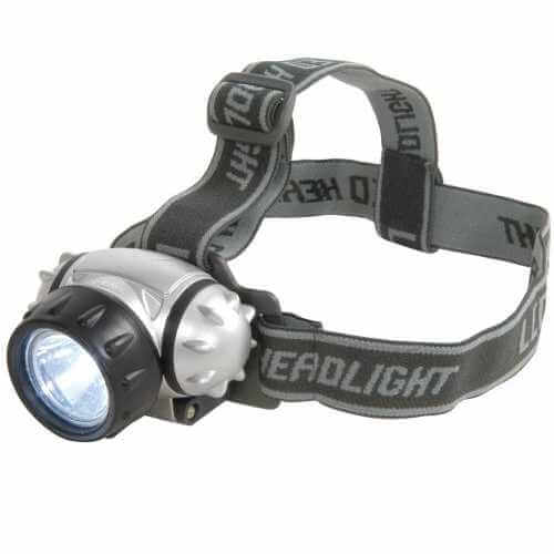 1W LED Head Torch