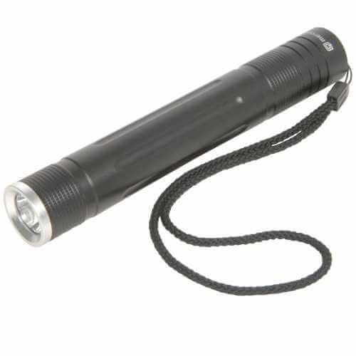 410.340UK - Slimline 3W LED Torch