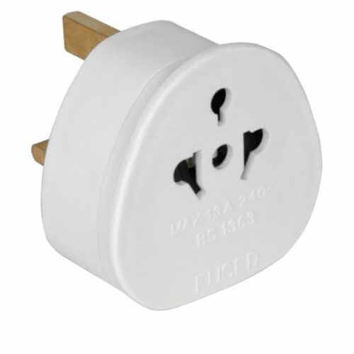 429.830UK - UK Visitor Travel Adaptor - EU, USA, Australia