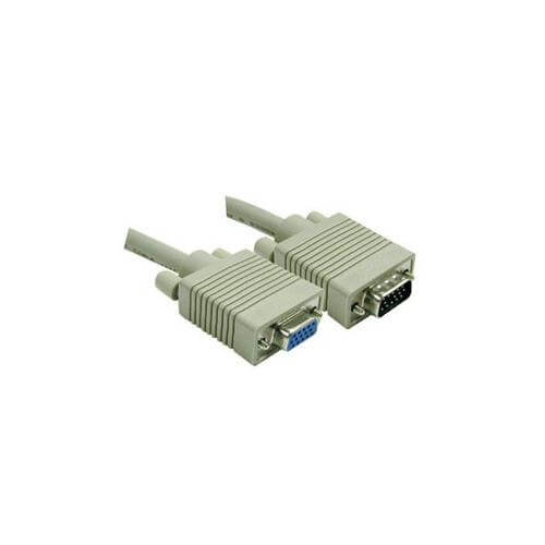 507.144UK - VGA Monitor Lead 15-pin D plug - 15-pin D plug, 1.0m