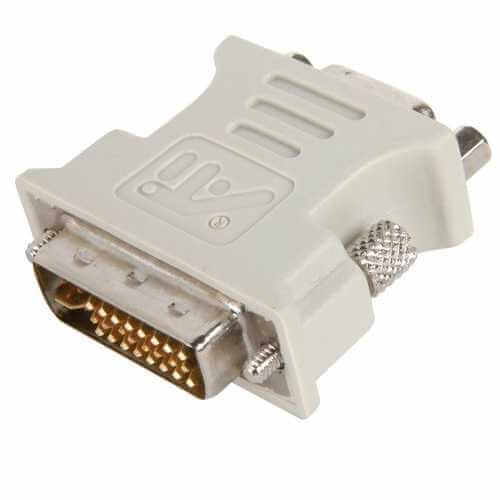 510.342UK - DVI-I Plug To VGA Socket
