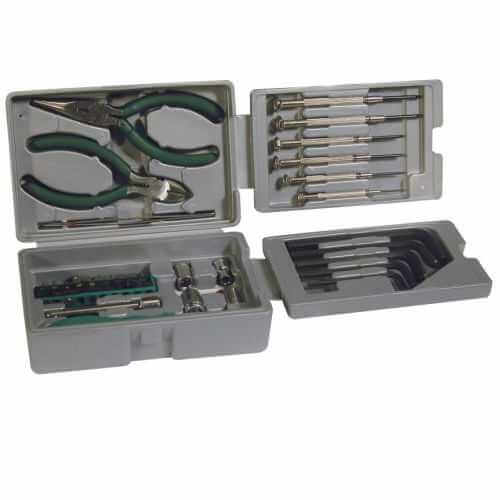 710.293UK - 31 Piece Hobby Tool Kit