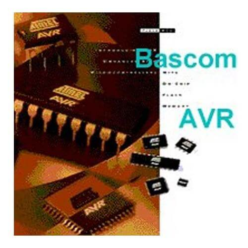 BASAVR - Bascom AVR BASIC Compiler Software (CD-ROM Version)