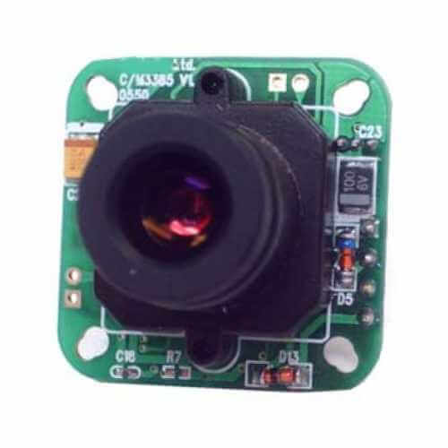 1/3 Inch Colour Camera Module - PAL and NTSC Versions