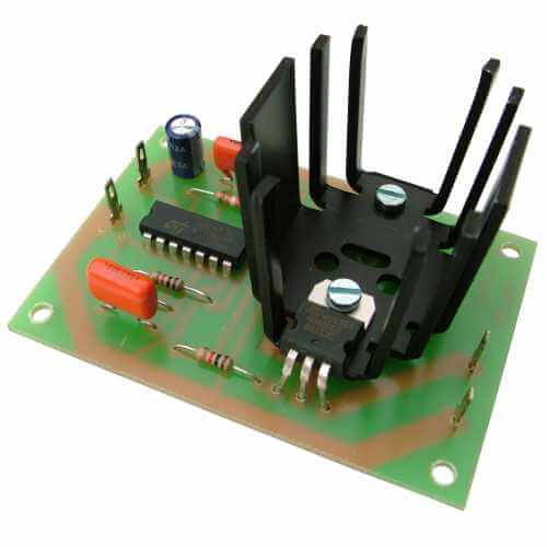 Electronic Siren Driver Module