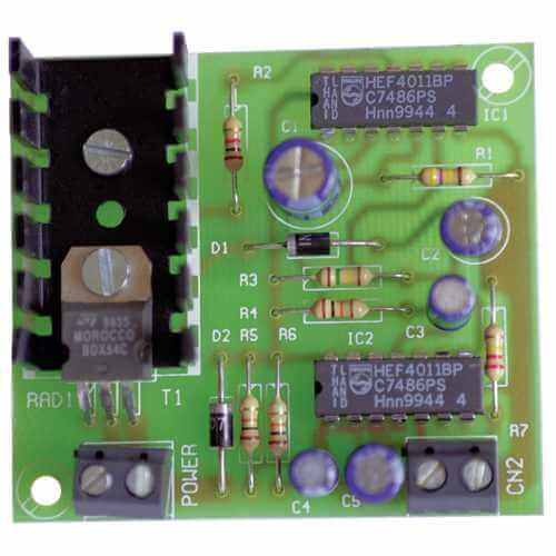 12V Car Alarm Module