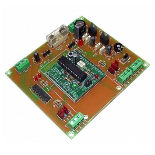 Cebek AT-02 - ATMega328 Expansion Board with 2x NPN Outputs