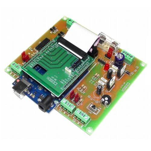 Cebek at arduino uno expansion board with l driver