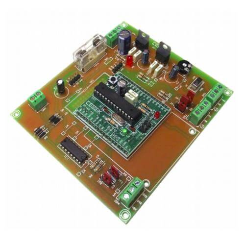ATMega328 Expansion Board with L293 Driver Output