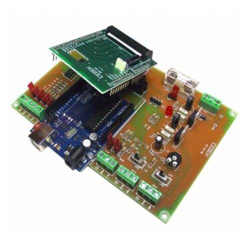 Cebek AT-09 - Arduino Uno Expansion Board with 4x NPN Outputs