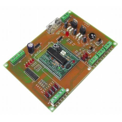 Cebek AT-10 - ATMega328 Expansion Board with 4x NPN Outputs