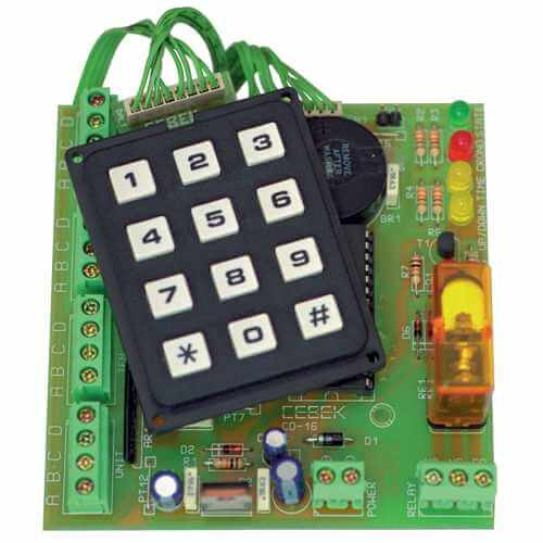 Cebek CD-16 (CCD016) - Chronometer Driver Module with 4-Digit BCD Output