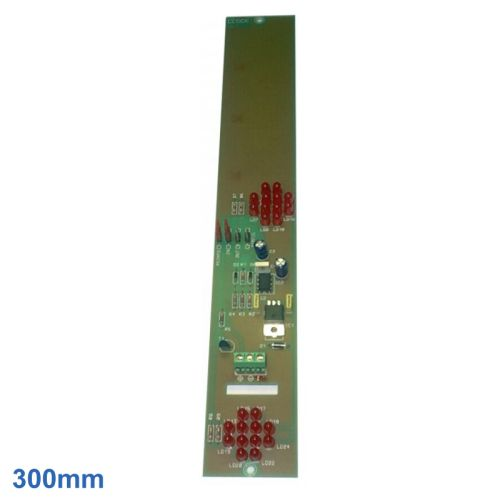Cebek CD-19A (CCD019A) - 2 Decimal Point BCD Red LED Display Module