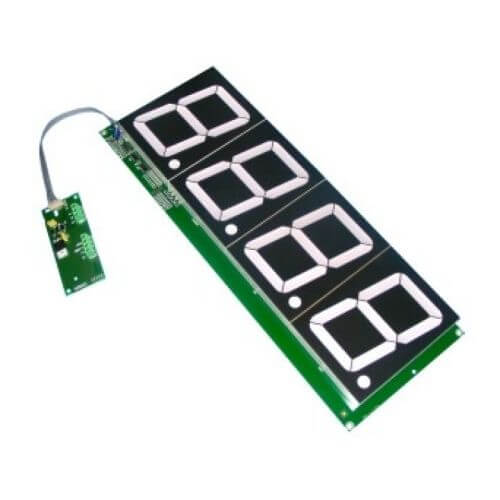 3-Digit Up/Down Counter Module (100mm Digits)