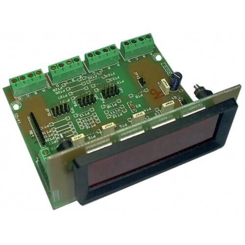 Cebek CD-41 (CCD041) - 13mm, 4-Digit, 7-Segment BCD LED Display Module