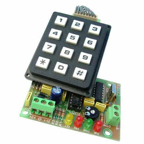DTMF Tone Generator Transmitter Module