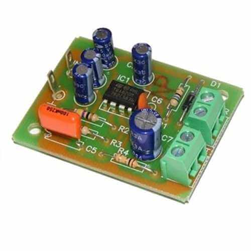 1.8W RMS Mono Audio Power Amplifier Module (TBA820M)