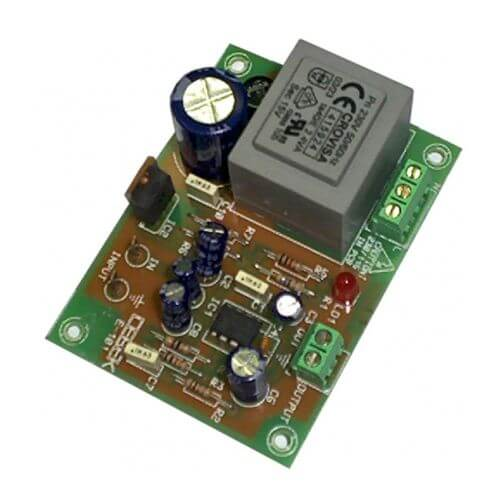 1.8W RMS 230Vac Mains Mono Audio Power Amplifier Module (TBA820M)