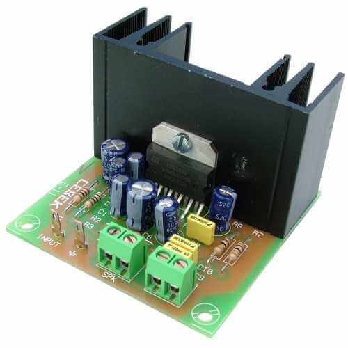 Cebek E-11 (CE011) - 20W RMS Mono ROADPOWER Audio Power Amplifier Module