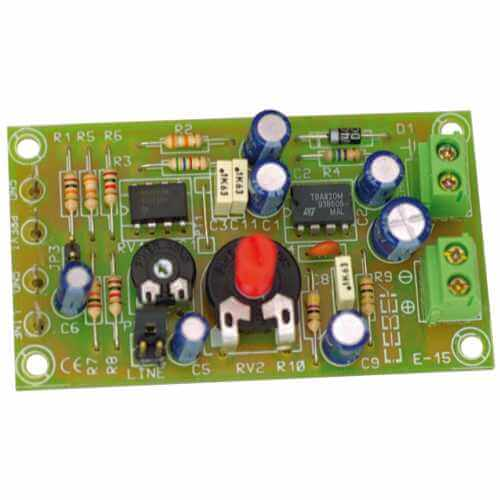 Cebek E-15 (CE015) - 1.8W RMS Mono Audio Power Amplifier Module + Preamp