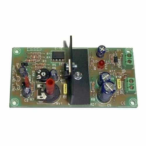 5W RMS Mono Audio Power Amplifier Module + Preamp