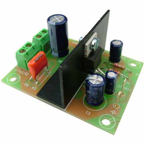 5W RMS Mono Audio Power Amplifier Module (TDA2003A)