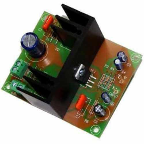 15W RMS Mono Audio Power Amplifier Module (TDA2030)