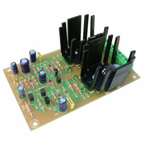 25W RMS Mono Hi-Fi Audio Power Amplifier Module (Darlington Pair)