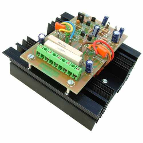 100W RMS Mono Hi-Fi Audio Power Amplifier Module (Darlington Pair)