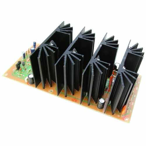180W RMS Mono Hi-Fi Audio Power Amplifier Module (Darlinton Pair)