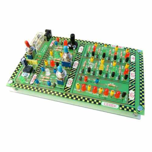 LED Educational Experimenter Board