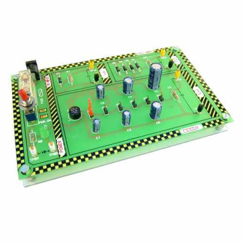 Bridge Rectifier Educational Experimenter Board