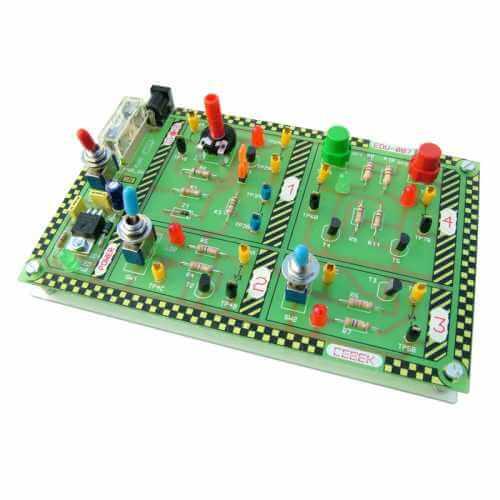 Transistor Educational Experimenter Board