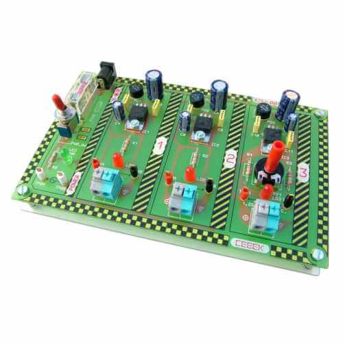 Cebek EDU-009 (CEDU009) - Power Supply Design Educational Demo Board