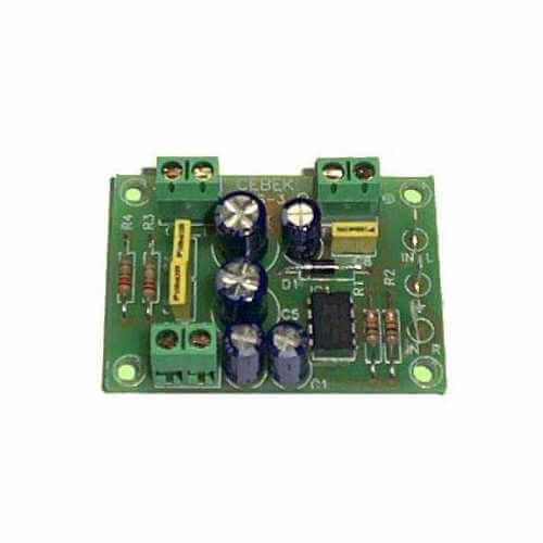 0.5W RMS Stereo Audio Power Amplifier Module