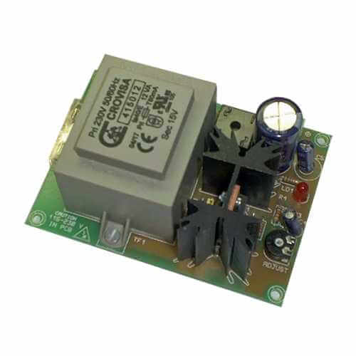 Power Supply Module, 230Vac to 12Vdc, 600mA