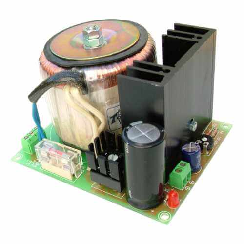 Toroidal Power Supply Module, 230Vac to 24Vdc, 2A
