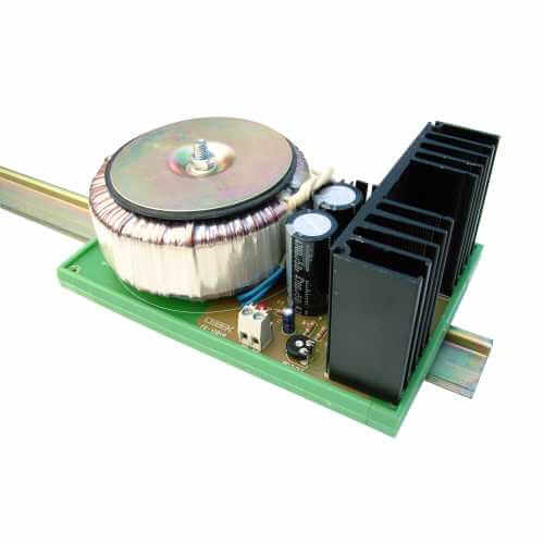 Toroidal Power Supply Module, 230Vac to 24Vdc, 4A
