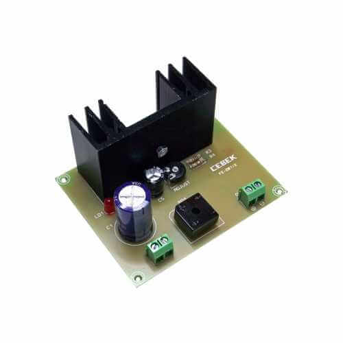 Cebek FE-201 (CFE201) - Variable Power Supply Module, 3 - 27Vdc, 1A