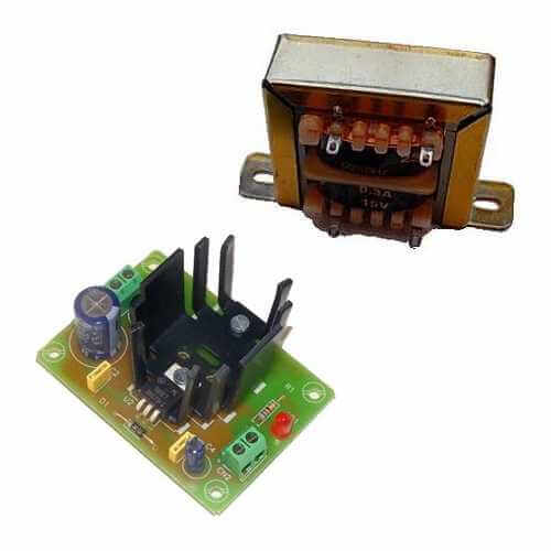 Cebek FE-7 (CFE007) - Power Supply Module, 24Vdc, 1A with 230Vac Chassis Transformer