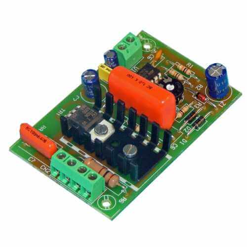 230Vac Delay Timer Triac Module, 1 to 180 Second