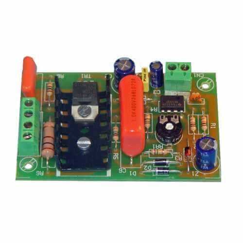 230Vac Delay Timer Triac Module, 2 to 45 Minute