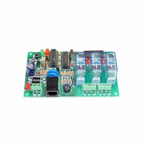 2-Channel Telephone Remote Control Relay Board Module