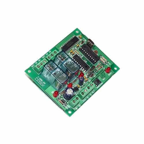 Cebek I-207.2 (CI207.2) - 2-Channel Mobile Phone Remote Control Relay Board