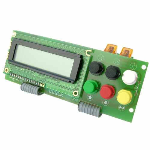 2 Channel Programmable Sequential Controller Relay Module