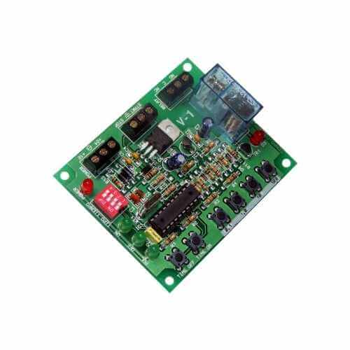 Cebek I-307 (CI307) - 14-Mode Programmable Long Delay-Cyclic Timer Relay Board 1 Sec-497Days
